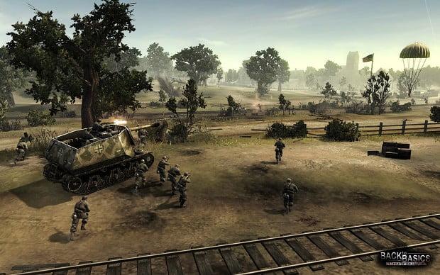 دانلود مد Back to Basics برای بازی Company of Heroes