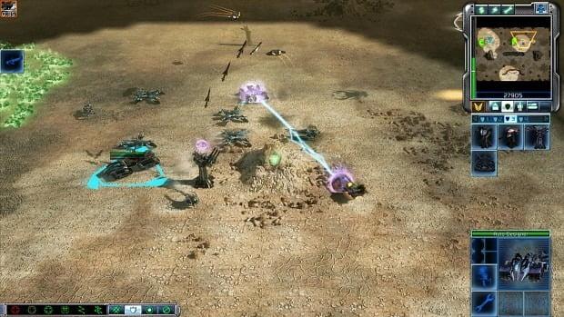 دانلود مد Tiberium Secrets برای بازی C&C3: Tiberium Wars