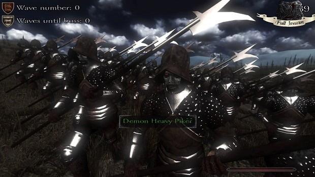 دانلود مد Full Invasion: Osiris برای بازی Mount and Blade