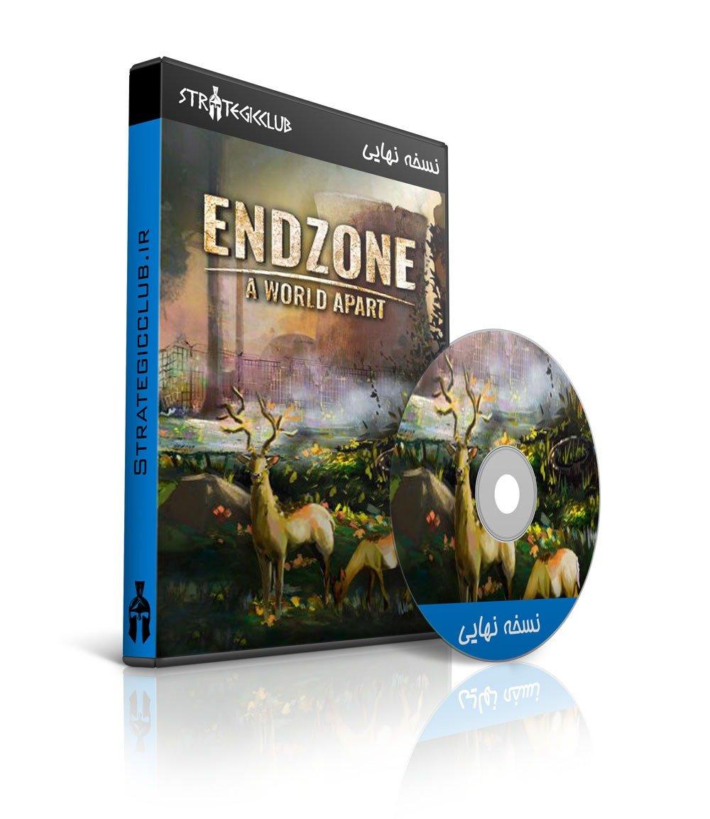 دانلود بازی Endzone - A World Apart