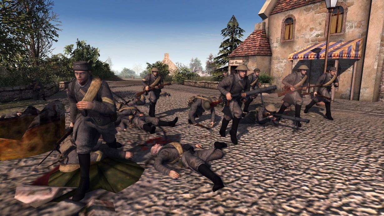 دانلود مد Great War Realism برای بازی Men of War: Assault Squad 2