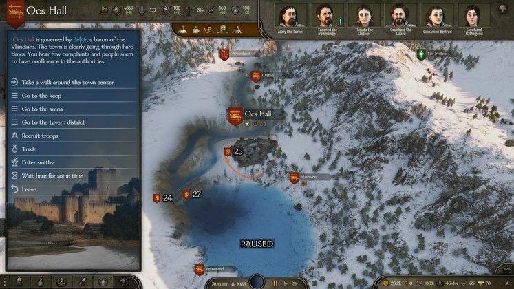 نقد و بررسی Mount & Blade II: Bannerlord