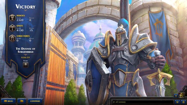 نقد و بررسی Warcraft III: Reforged