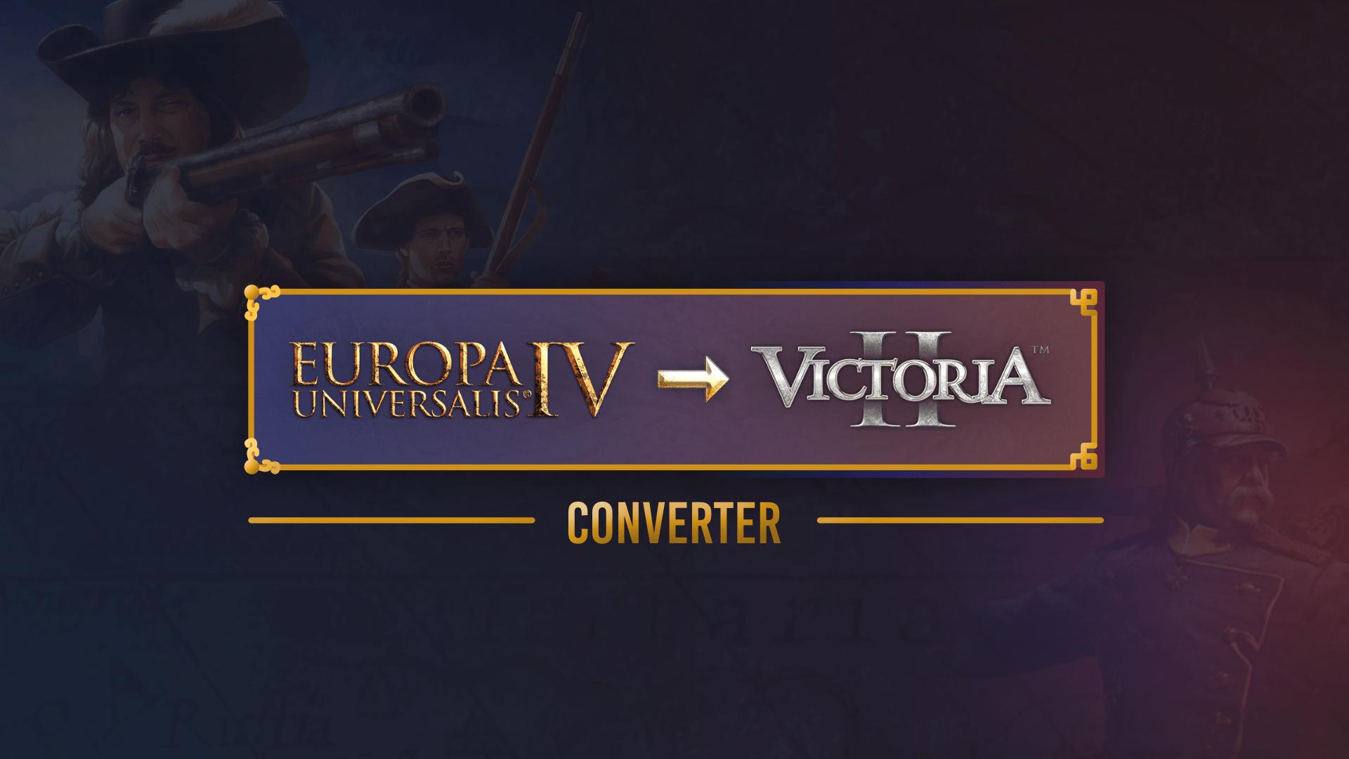 دانلود مد EU4toVic2 برای بازی Europa Universalis IV
