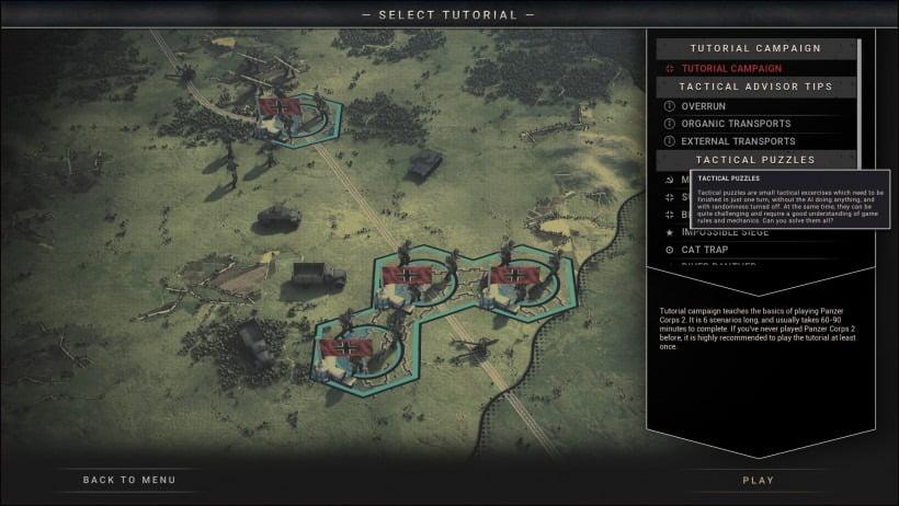 نقد و بررسی بازی Panzer Corps 2