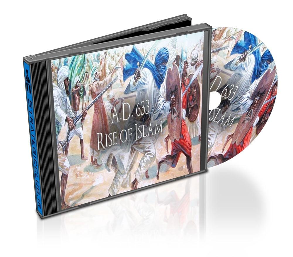 دانلود مد A.D. 633: Rise of Islam برای بازی Crusader Kings II