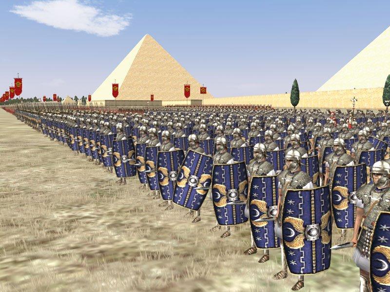 دانلود مد Europa Barbarorum برای بازی Rome: Total War