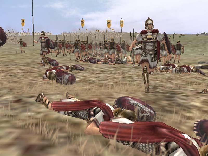 دانلود مد Europa Barbarorum برای بازی Rome