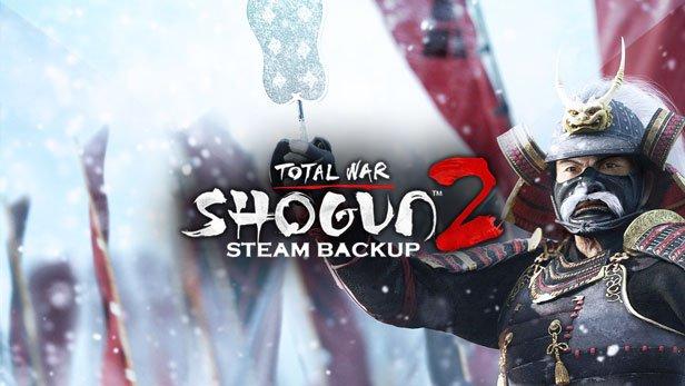 دانلود بکاپ استیم بازی Total War: Shogun 2