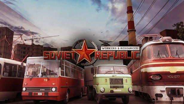 دانلود بازی Workers & Resources: Soviet Republic