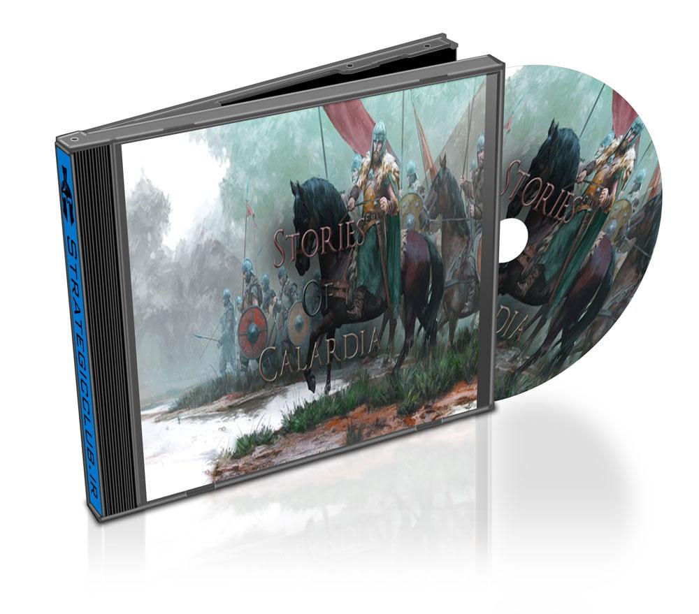 دانلود مد Stories Of Calardia برای بازی Mount And Blade II