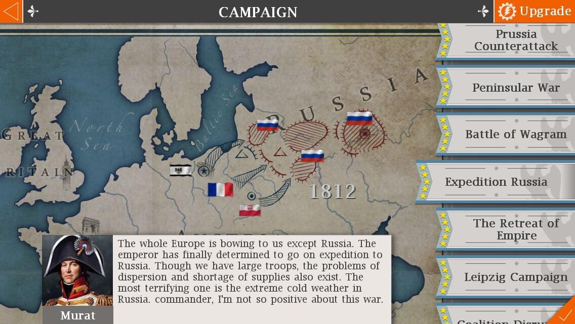 دانلود بازی موبایل European War 4: Napoleon