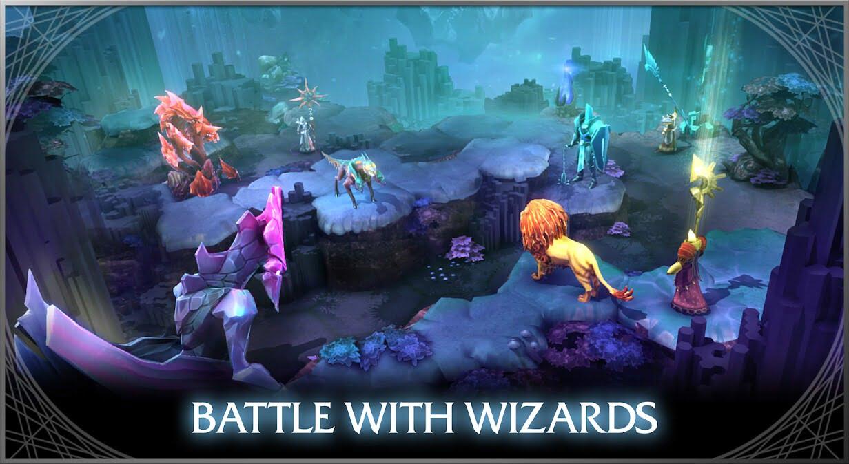 دانلود بازی موبایل Chaos Reborn