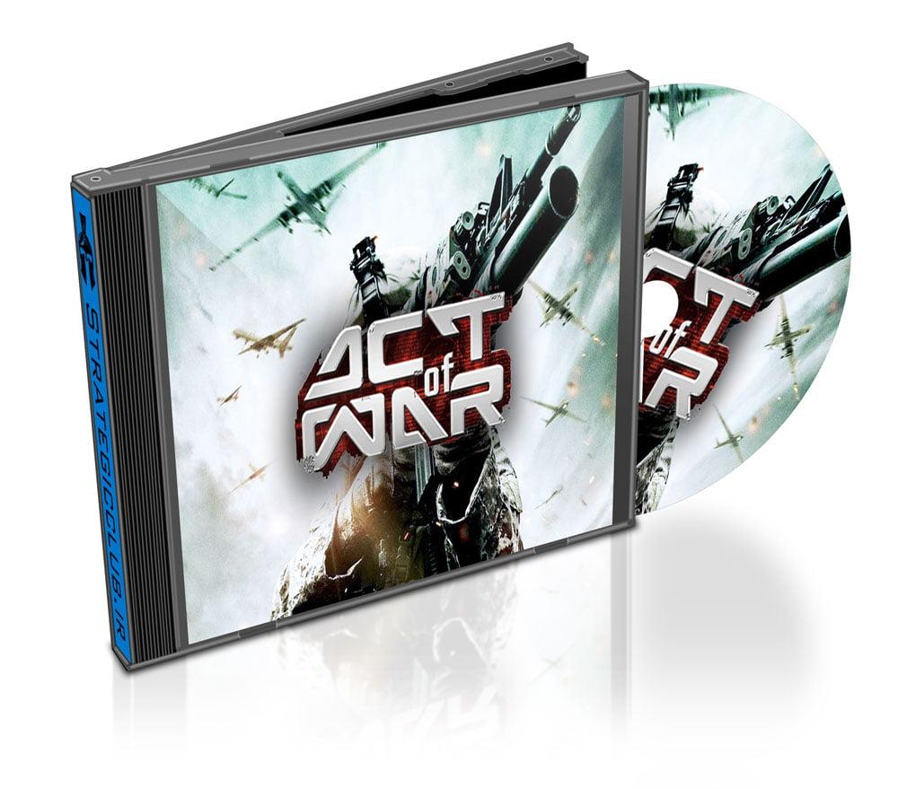 دانلود مد CnC: An Act of War برای بازی Command & Conquer: Zero Hour