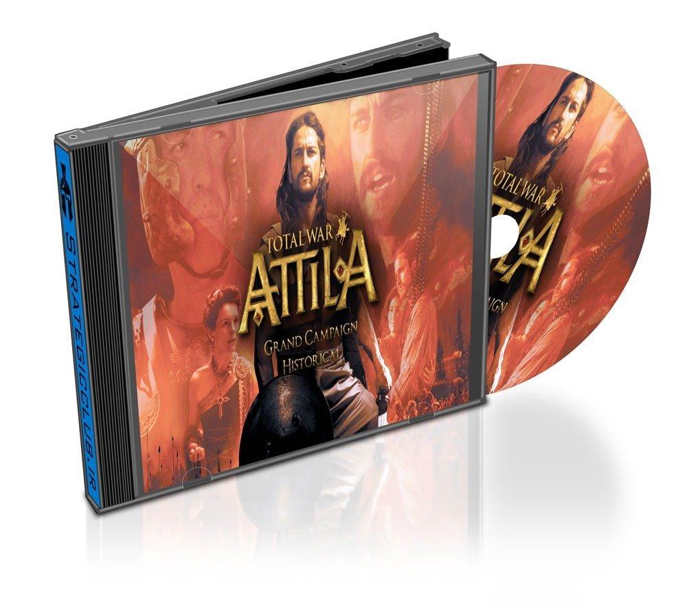 دانلود مد Attila Grand Campaign برای بازی Total War: Attila