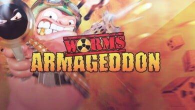 دانلود بازی Worms Armageddon