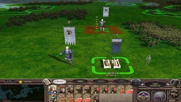 دانلود مد Wrath of the Norsemen برای بازی Medieval II: Total War: Kingdoms