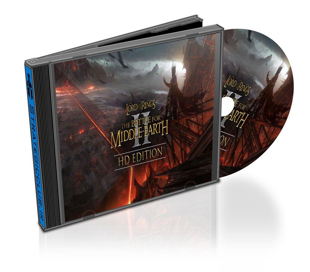 دانلود مد HD Edition برای بازی Battle for Middle-earth II
