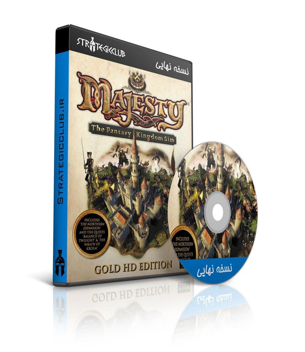 دانلود بازی Majesty Gold HD