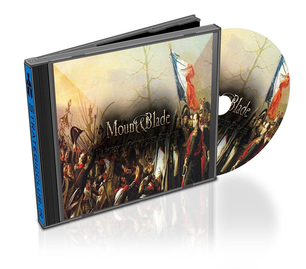 دانلود مد Napoleon : Conquest Europe برای بازی Mount and Blade