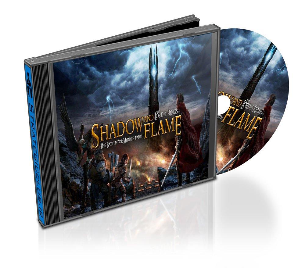دانلود مد Shadow and Flame برای بازی Battle for Middle-earth I