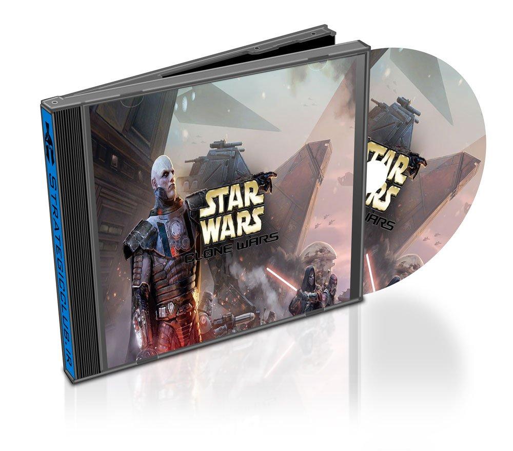 دانلود مد Star Wars - Clone Wars برای بازی Hearts of Iron IV