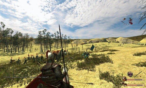 دانلود مد Tainted Paths برای بازی Mount & Blade: Warband