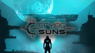 دانلود بازی Crying Suns