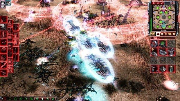 دانلود مد NOD Evolution برای بازی C&C3: Tiberium Wars