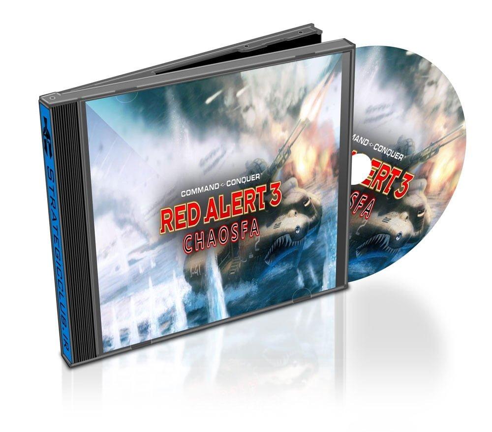 دانلود مد ChaosFA برای بازی C&C: Generals Red Alert 3
