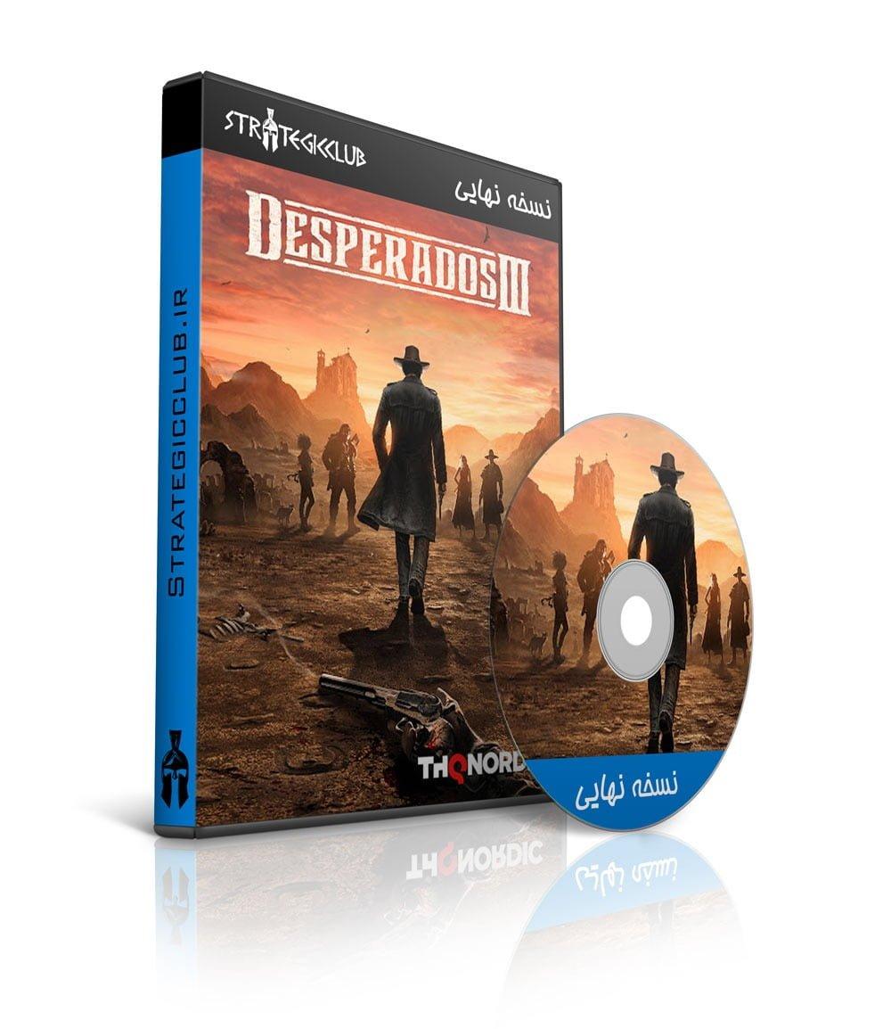دانلود بازی Desperados III