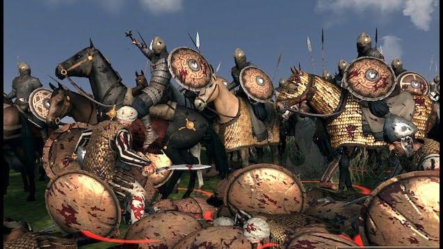 دانلود مد Constantine: Rise of Christianity برای بازی Total War: Rome II