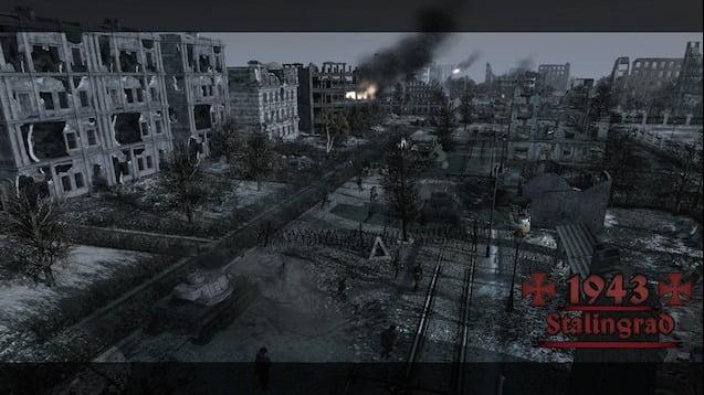 دانلود مد 1943 - Stalingrad برای بازی Men of War: Assault Squad 2