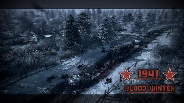 دانلود مد 1941 - Battle of Moscow برای بازی Men of War: Assault Squad 2
