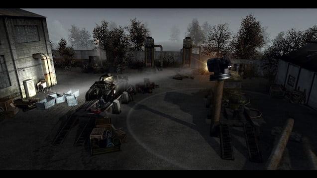 دانلود مد Bataille de France برای بازی Men of War: Assault Squad 2