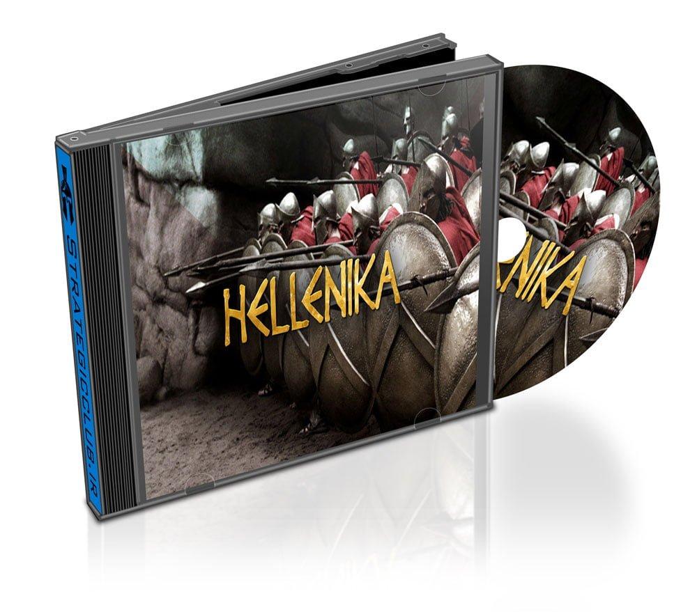 دانلود مد Hellenika برای بازی Total War: Rome II