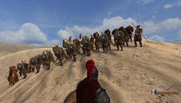 دانلود مد Crusader Sacra Regna برای بازی Mount & Blade: Warband