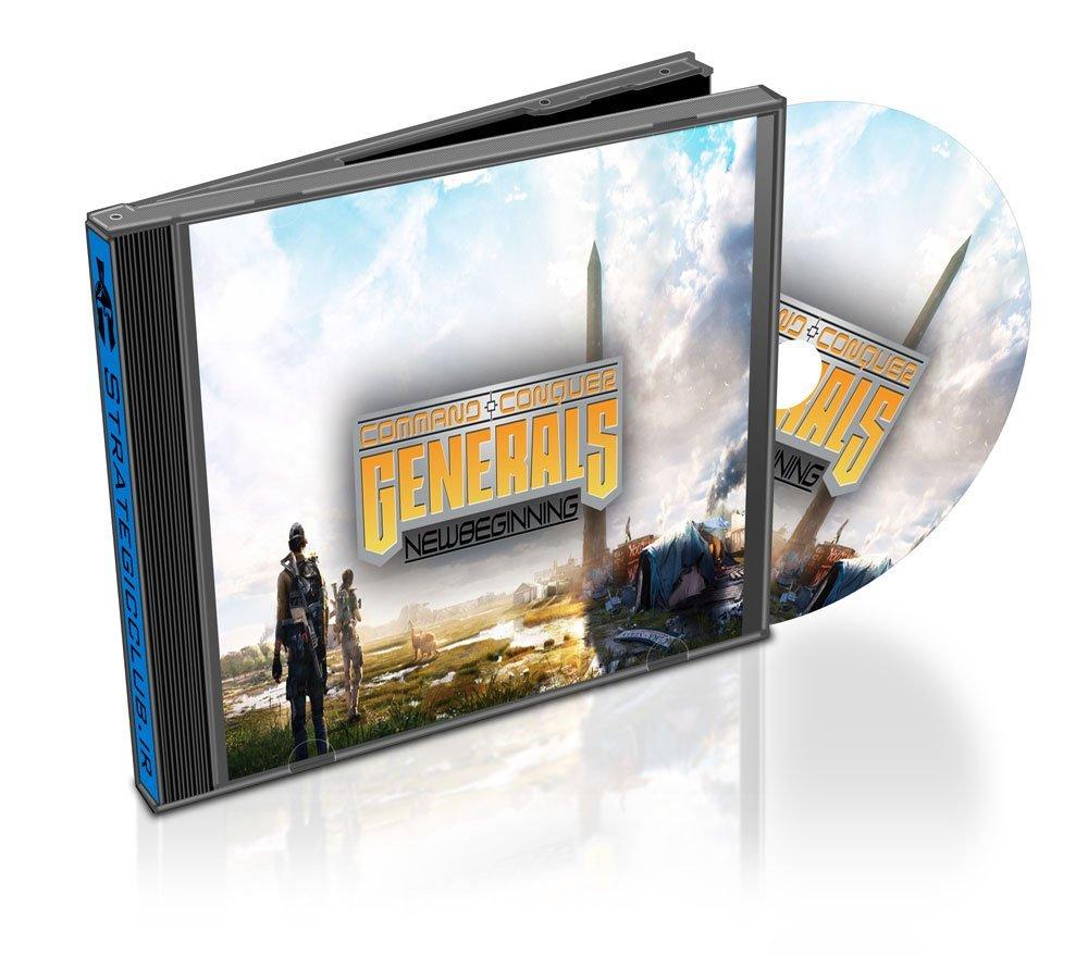 دانلود مد New Beginning برای بازی Command & Conquer: Zero Hour