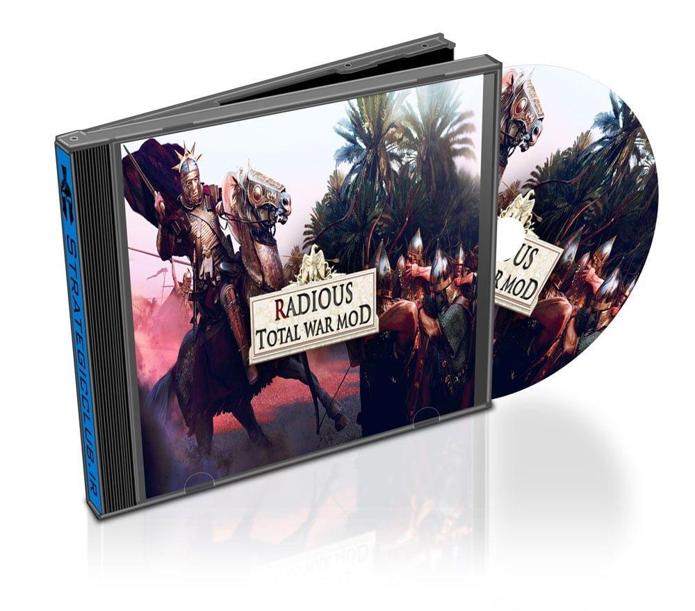 دانلود مد Radious برای بازی Total War: Rome II