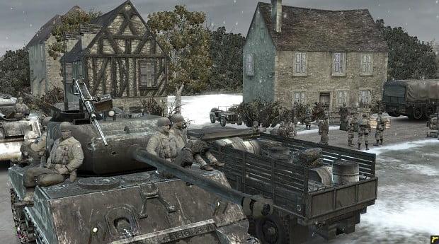 دانلود مد Europe at War برای بازی Company of Heroes