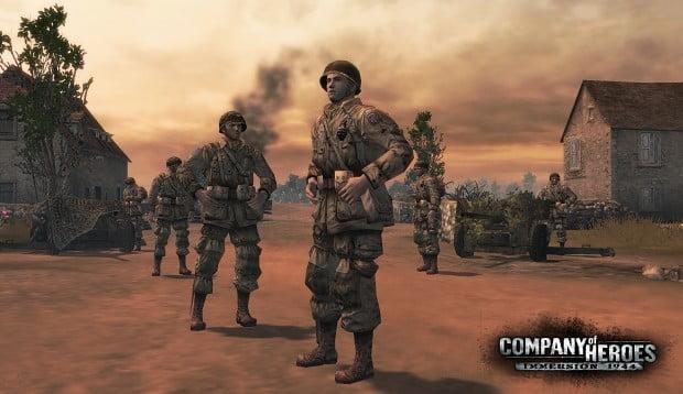 دانلود مد IMMERSION 1944 برای بازی Company of Heroes