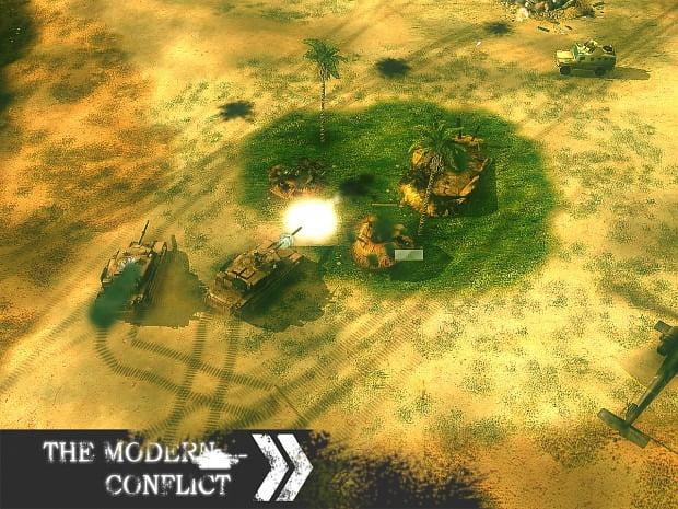 دانلود مد Zombie برای بازی Command & Conquer: Zero Hour