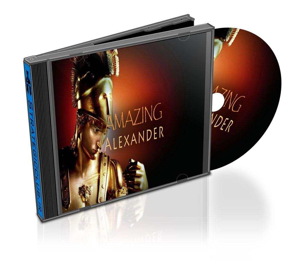 دانلود مد Amazing Alexander برای بازی Rome: Total War Alexander