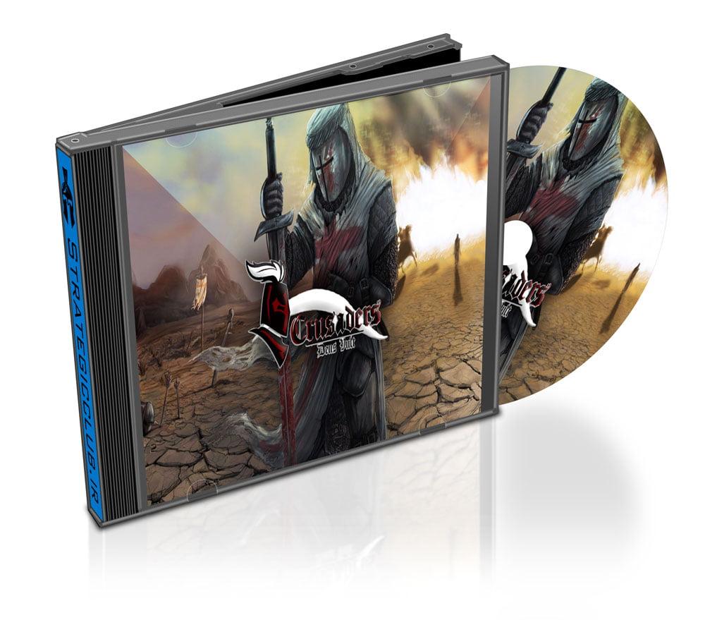 دانلود مد Crusader Deus Vult برای بازی Mount & Blade: Warband