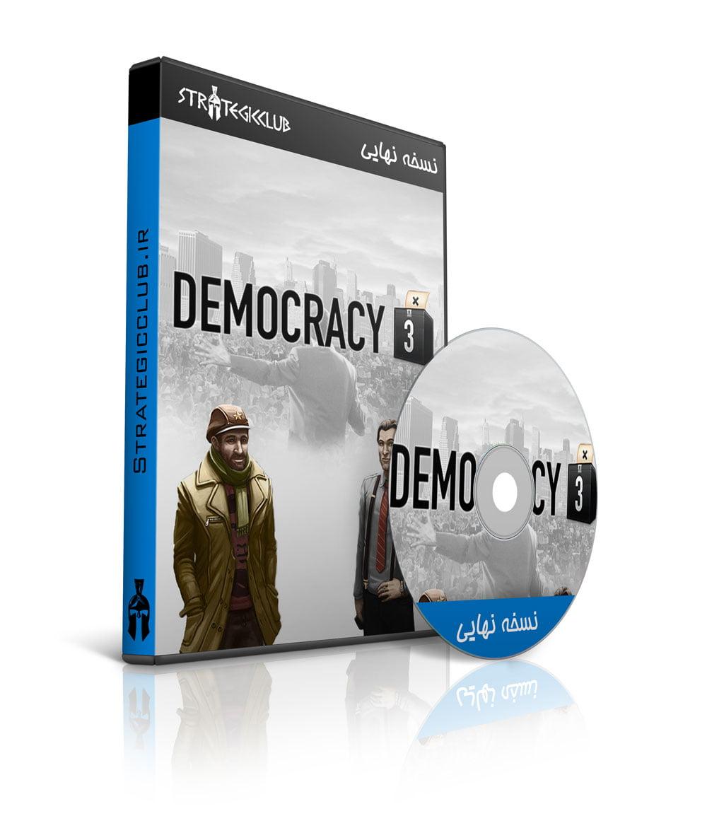دانلود بازی Democracy 3