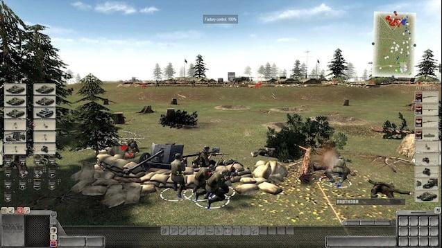 دانلود مد On the storm's way برای بازی Men of War: Assault Squad 2