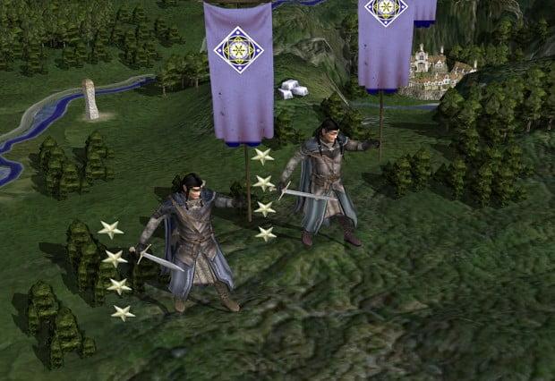 دانلود مد Heirs of Elendil برای بازی Medieval II: Total War: Kingdoms