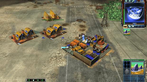 دانلود مد Dune برای بازی C&C3: Tiberium Wars