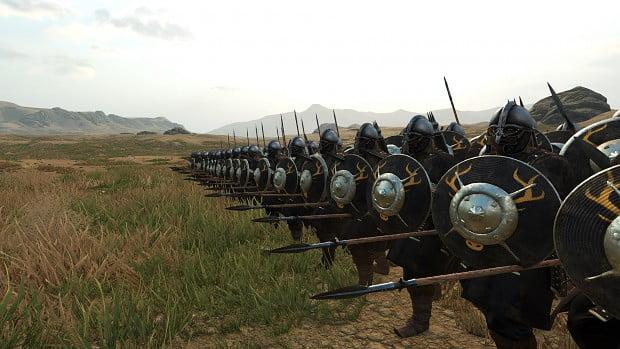 دانلود مد The Long Night برای بازی Mount And Blade II BannerLord