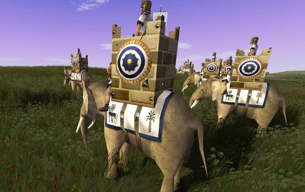 دانلود مد Barbarian Empires برای بازی Rome: Total War
